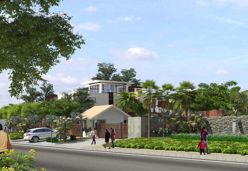 Villa Plots in Sarjapur Road